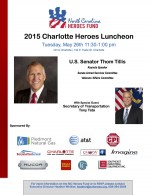 2015 Charlotte Heroes Lunch